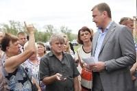 Алексей Дюмин в Кимовском районе, Фото: 14