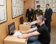 В Тульской области подвели итоги  призыва на военную службу в 2015 году, Фото: 13