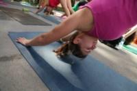 Фестиваль йоги в Центральном парке, Фото: 55