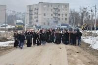 Бунт в цыганском поселении в Плеханово, Фото: 26