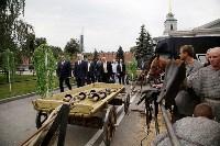 Алексей Дюмин и Сергей Собянин открыли Дни Москвы в Тульской области, Фото: 13