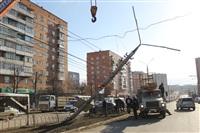 ДТП в районе перекрестка ул. Ложевой с ул. Калинина., Фото: 20
