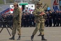День Тульской дивизии ВДВ: на площади Ленина приземлились парашютисты, Фото: 52