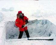 Алексинец достиг Северного полюса Алексей Маслаков, Фото: 18