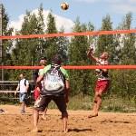 Пляжный волейбол в Барсуках, Фото: 85