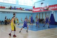 БК «Тула» дома дважды обыграл баскетболистов Воронежа, Фото: 24