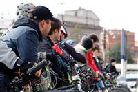По центральным улицам Тулы прошел велопробег, Фото: 49