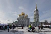 В Тульском кремле проходят масленичные гуляния, Фото: 13