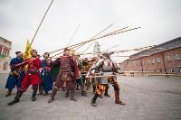 Средневековые маневры в Тульском кремле. 24 октября 2015, Фото: 168
