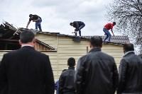 Снос дома в поселке Плеханово, Фото: 76