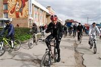 По центральным улицам Тулы прошел велопробег, Фото: 62