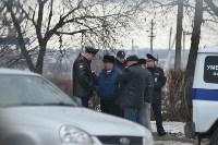 Бунт в цыганском поселении в Плеханово, Фото: 21