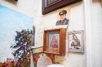 Александр Немцов рассказал об истории картины с Путиным, Богородицей и Николаем II, Фото: 40