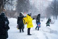 Тулу замело снегом, Фото: 1