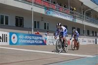 Открытое первенство Тулы по велоспорту на треке. 8 мая 2014, Фото: 5