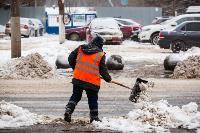 Последствия снежного циклона в Туле, Фото: 66