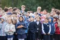 Показательные выступления ОМОН в тульской школе, Фото: 53