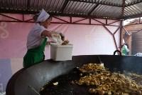 Жареная картошка на набережной Упы, Фото: 34