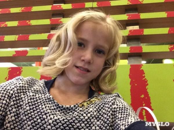 Поликарпова Катя, 13 лет