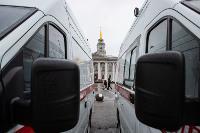 Алексей Дюмин передал региональному Центру медицины катастроф 39 новых автомобилей, Фото: 26