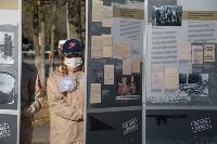 В Туле открыли памятник экипажу танка Т-34, Фото: 5