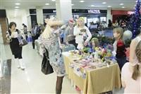 Тульские школьники приняли участие в Новогодней ярмарке рукоделия, Фото: 6