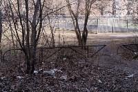 Свалка у школьного стадиона, Фото: 17