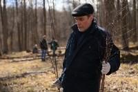 Посадка деревье в Ясной Поляне. 17.04.2015, Фото: 32