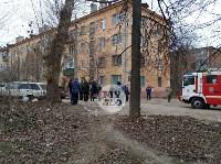 Взрыв на ул. Болдина, Фото: 1