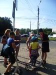 Сотрудники ГИБДД проверили юных пешеходов и велосипедистов, Фото: 6