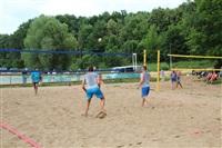 III этап Открытого первенства области по пляжному волейболу среди мужчин, ЦПКиО, 23 июля 2013, Фото: 8