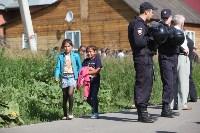 Демонтаж незаконных цыганских домов в Плеханово и Хрущево, Фото: 54
