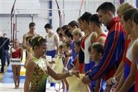 Первый этап Всероссийских соревнований по спортивной гимнастике среди юношей - «Надежды России»., Фото: 40