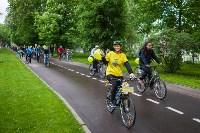 В Туле прошел большой велопарад, Фото: 72
