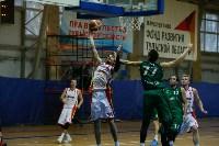 Тульские баскетболисты «Арсенала» обыграли черкесский «Эльбрус», Фото: 2