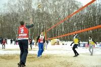 Турнир Tula Open по пляжному волейболу на снегу, Фото: 59