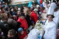 В Пролетарском округе Тулы начали праздновать День города, Фото: 56