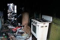 Из-за пожара тульская семья живет в сарае , Фото: 2