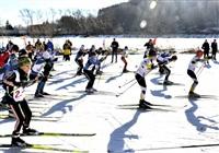 Веденинская лыжня-2014, Фото: 8