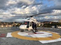Жительницу Одоева доставили в Тулу из Сочи на вертолете санавиации, Фото: 6