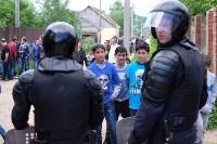 В Плеханово начали сносить дома в цыганском таборе, Фото: 52