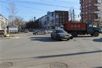 ДТП в районе перекрестка ул. Ложевой с ул. Калинина., Фото: 18