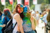 В Туле прошел фестиваль красок и летнего настроения, Фото: 38