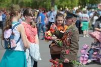 Празднования Дня Победы в Центральном парке, Фото: 17