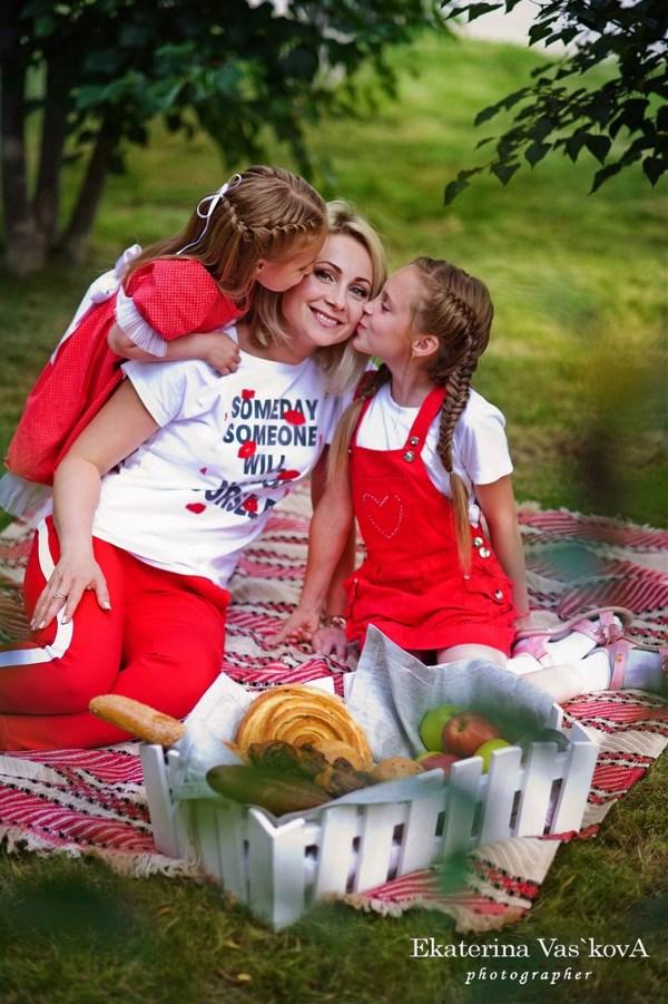Счастливое лето мамы!