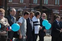 Тульская Федерация профсоюзов провела митинг и первомайское шествие. 1.05.2014, Фото: 6