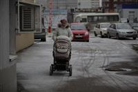 Первый снег в Туле, 27 ноября 2013, Фото: 1