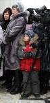 Вручение ключей от квартир в мкр Новоугольный. 26.01.2015, Фото: 13