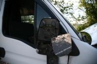 Авария на повороте на Косую Гору: микроавтобус и грузовик, Фото: 6