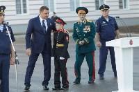 Суворовское училище торжественно отметило начало нового учебного года, Фото: 11